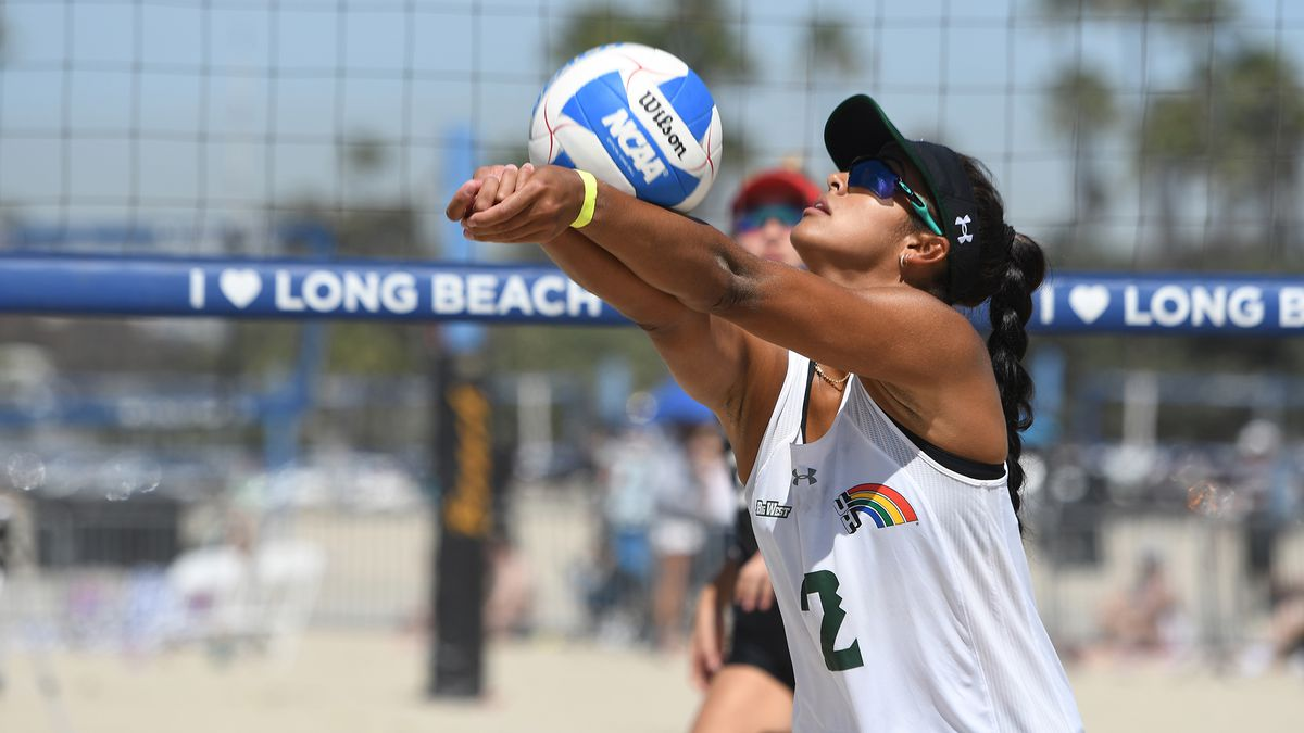 USA Volleyball announced their rosters for the 2021 men and women's US Collegiate Beach...