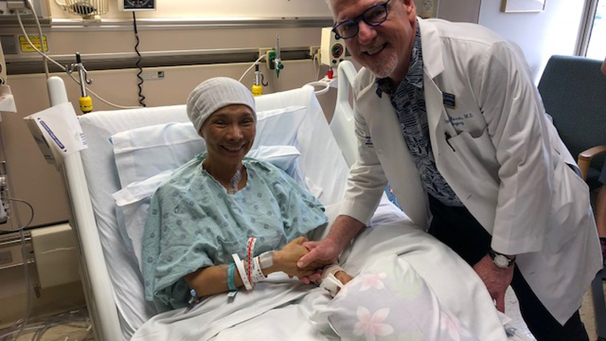 Shinkyong Chang underwent a landmark surgery in Hawaii. The operation was performed by Dr. Paul...