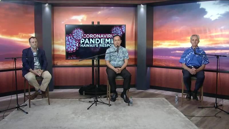 Coronavirus Pandemic: Hawaii's Response (Healthcare Panel)