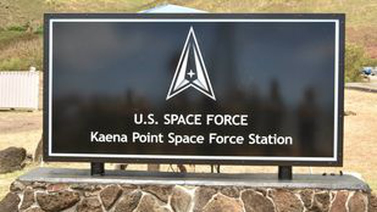 Kaena Point Space Force Station
