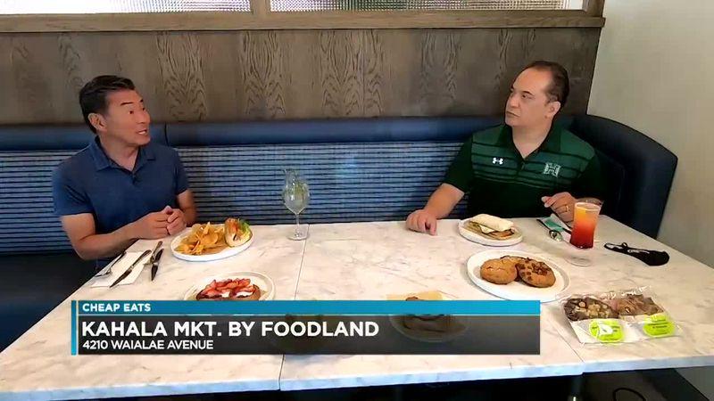 Cheap Eats: Kahala Market by Foodland