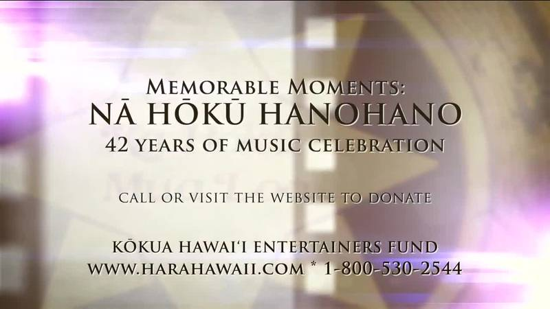 Memorable Moments of the Na Hoku Hanohano Awards