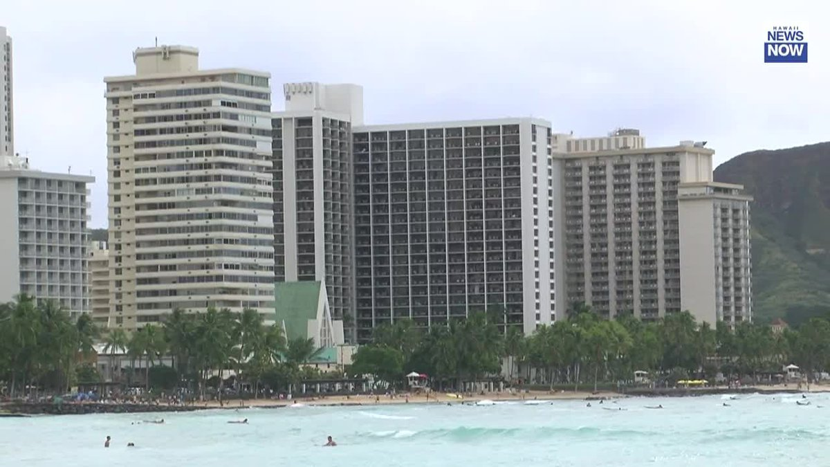 Waikiki has an extensively developed beach with a history of coastal engineering projects that...