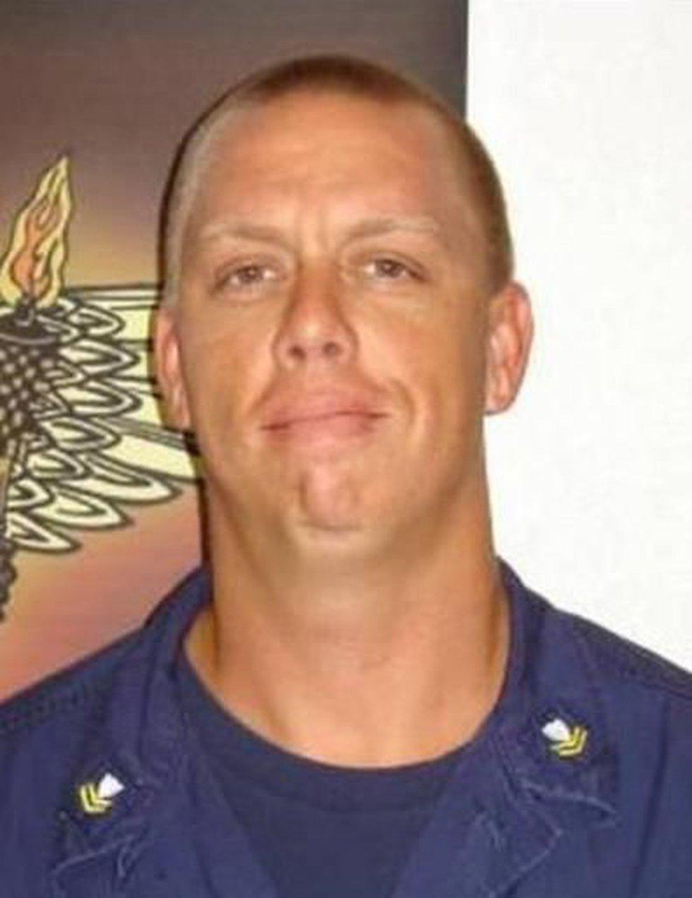 Petty Officer Russell Matthews