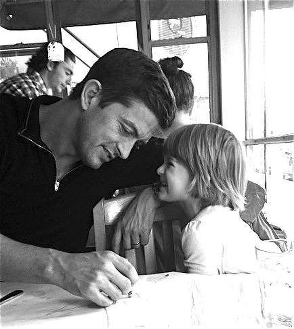 Mark and Mina Hornor (Courtesy: Family)