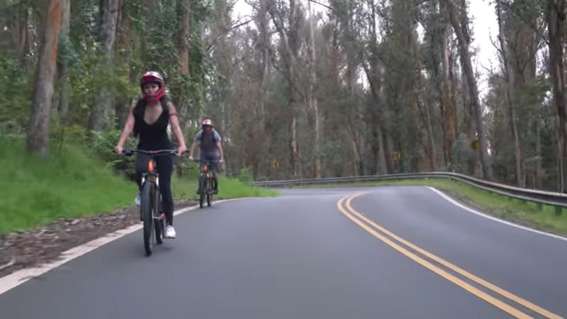 The Kula Community Association wants more regulations on the bike tour companies.