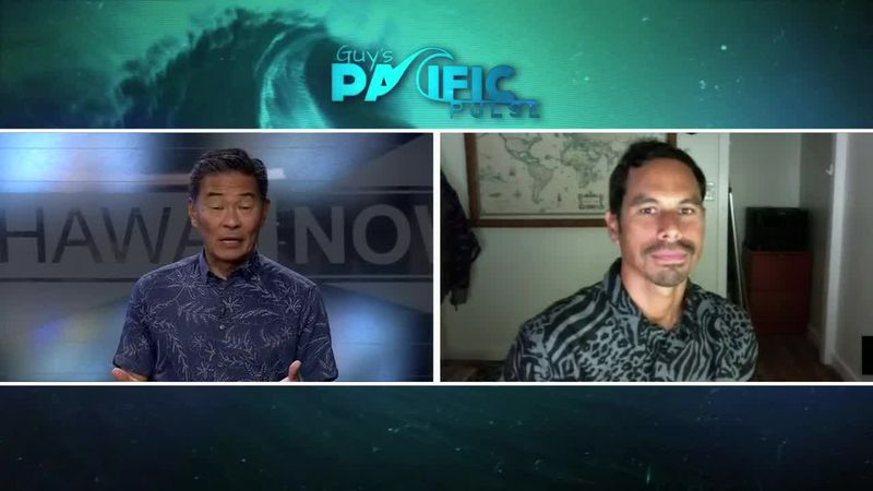 Pacific Pulse: Ocean cleanup with Kahi Pacarro
