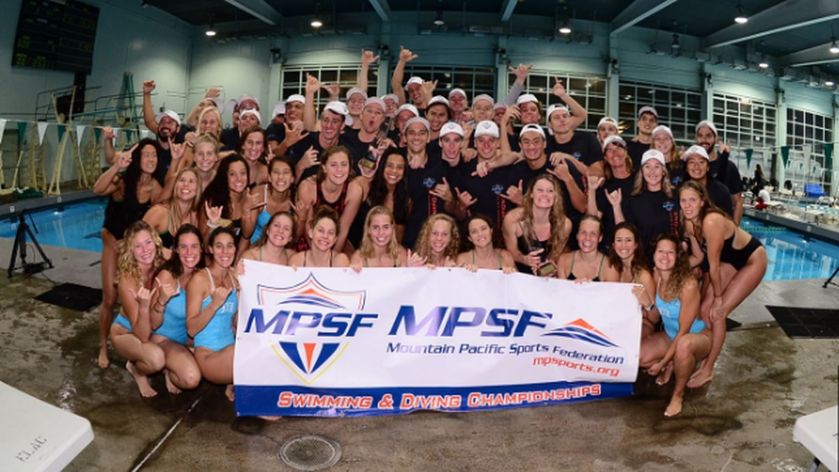 The UH swim and dive team picked up MPSF championships for both the men's and women's teams for...