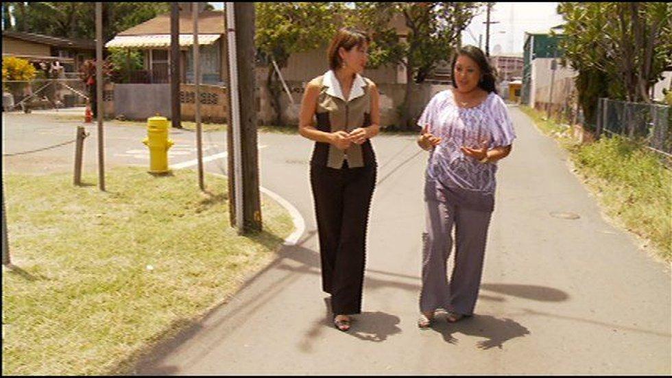 Minna Sugimoto talks with Jane Tampon