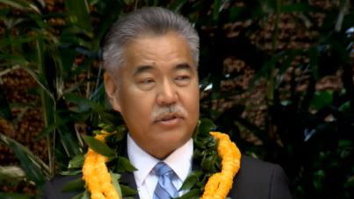 Gov. Ige submitted a new request to FEMA concerning aid for residents affected by historic...