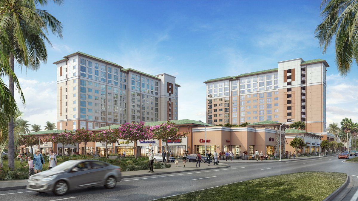 Applicants are being sought for an affordable senior highrise in Kapolei.