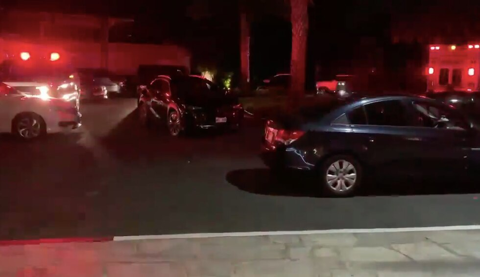 A large police presence responded to the Kahala Resort & Hotel on Saturday night amid a...