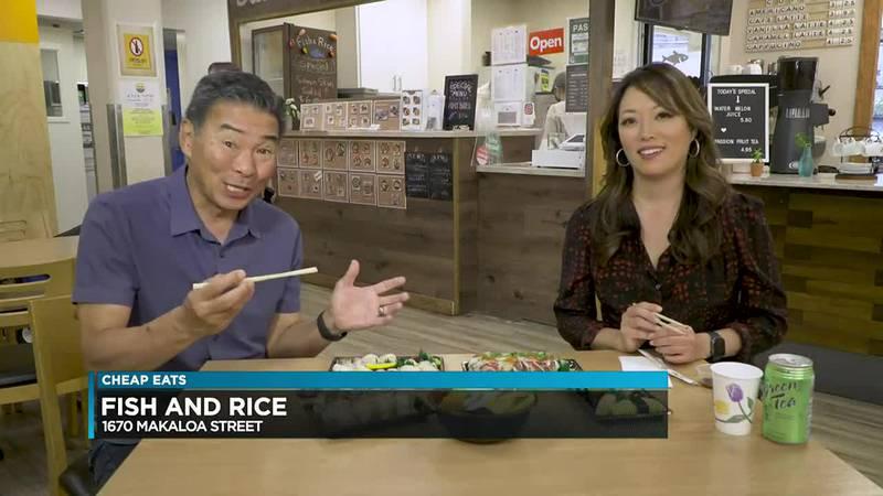 Cheap Eats: Fish and Rice