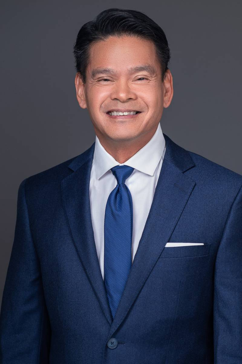 Headshot of Ben Gutierrez, Weather Anchor/News Reporter
