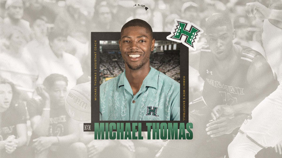 Michael Thomas is returning to Manoa — however this time, the former Hawaii basketball captain...