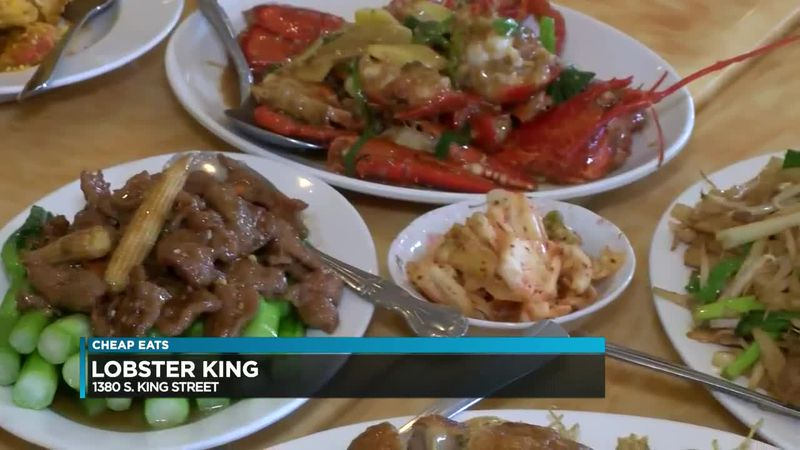 Cheap Eats: Lobster King