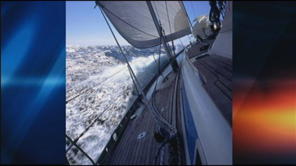 The 38-foot sailboat Liahona