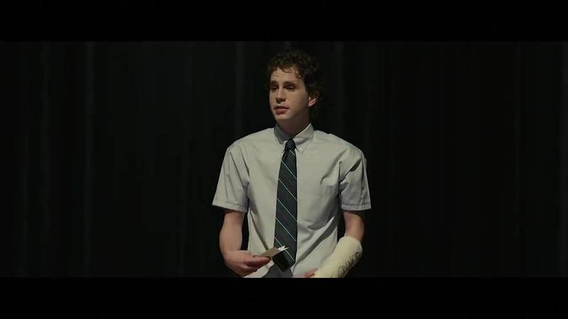 Tony Award winner Ben Platt stars