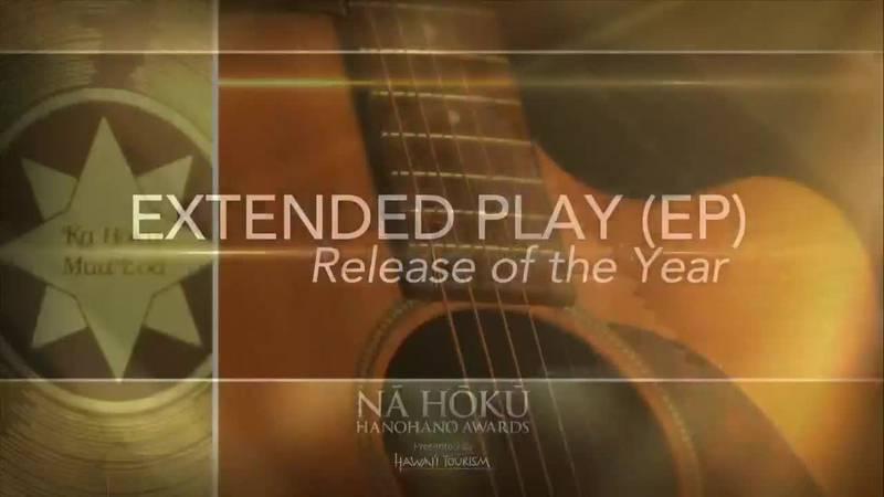 2019 Na Hoku Hanohano Awards: EP Release of the Year