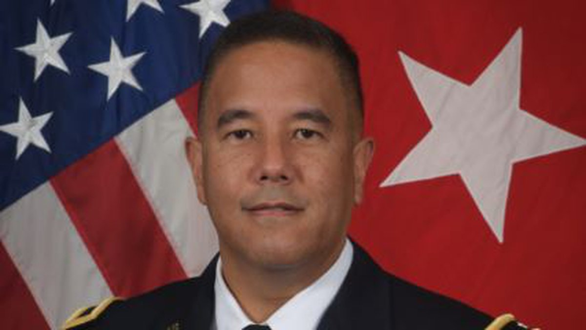 Brig. Gen. Kenneth Hara has been appointed to serve as the state's adjutant general.