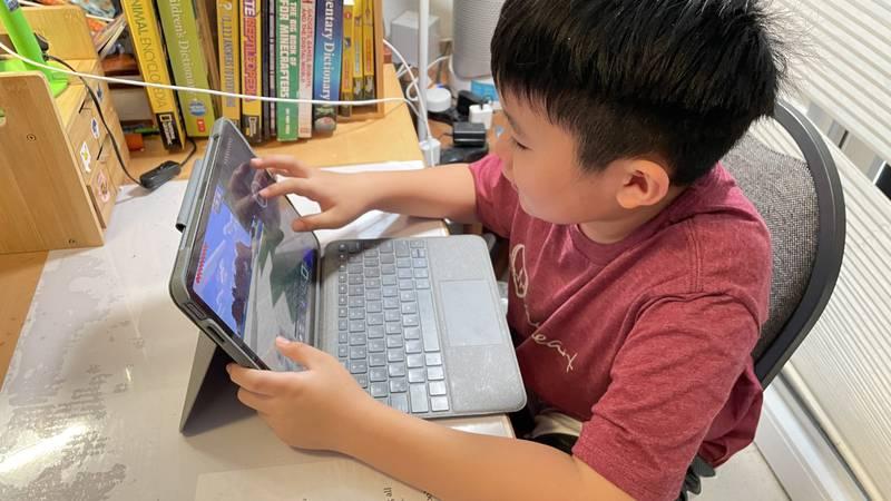 Nine-year-old Jasper Watanabe-Hiromasa survived two attacks of Kawasaki disease.  The clinical...
