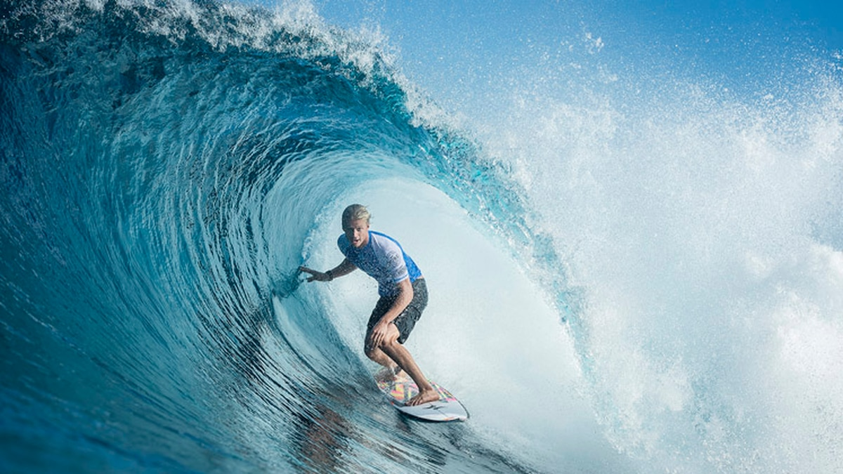 The World Surf League (WSL) is postponing or canceling all events, at all levels of...