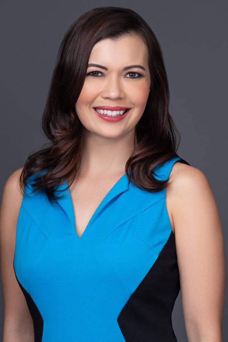 Headshot of Jennifer Robbins, Meteorologist