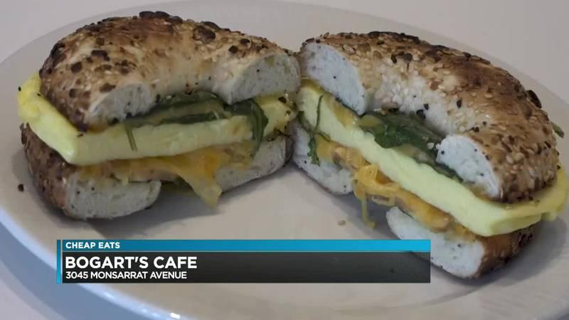 Cheap Eats: Bogart's Cafe