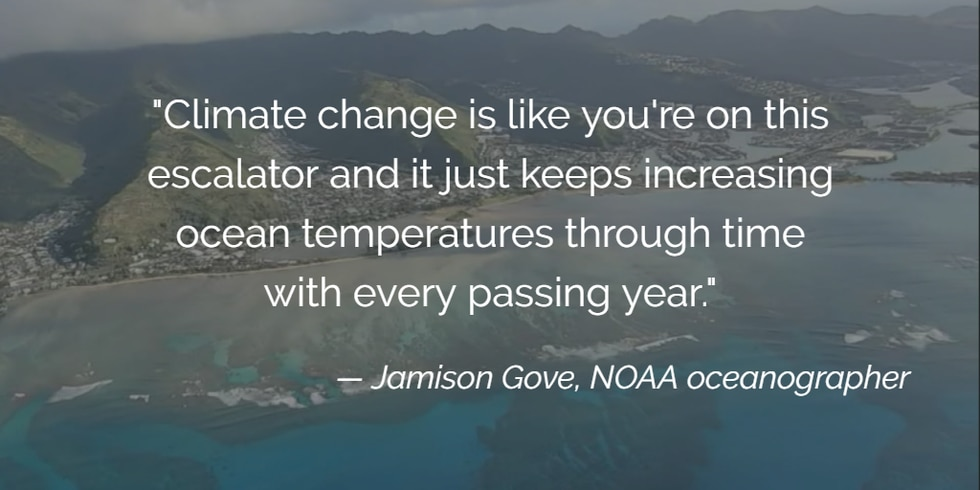 Climate change quote.
