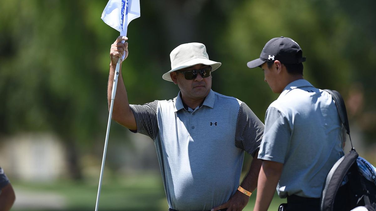 The University of Hawaii Athletics Department announced on Tuesday that men's golf head coach...