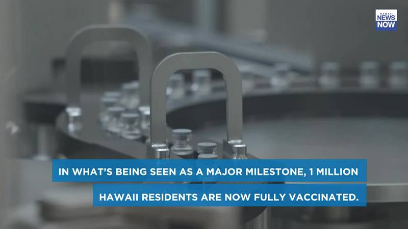 The DOH made the announcement today, also saying over 2 million doses have been administered.