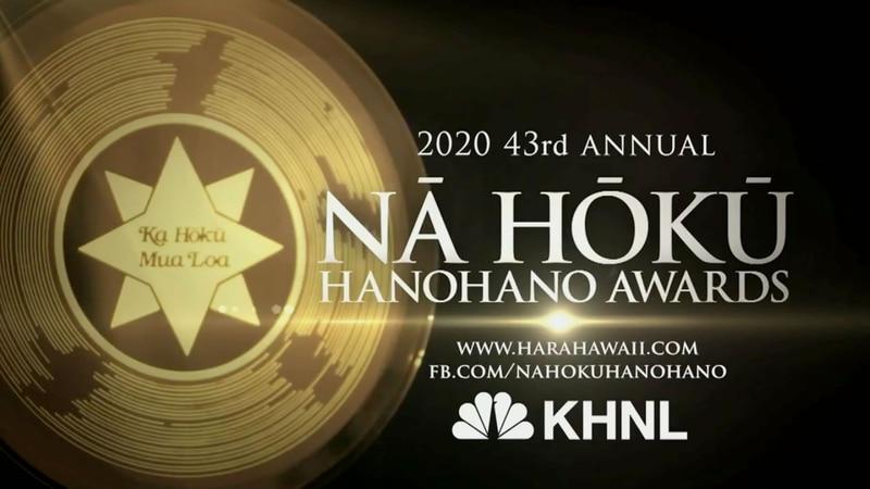 43rd Nā Hōkū Hanohano Awards Show