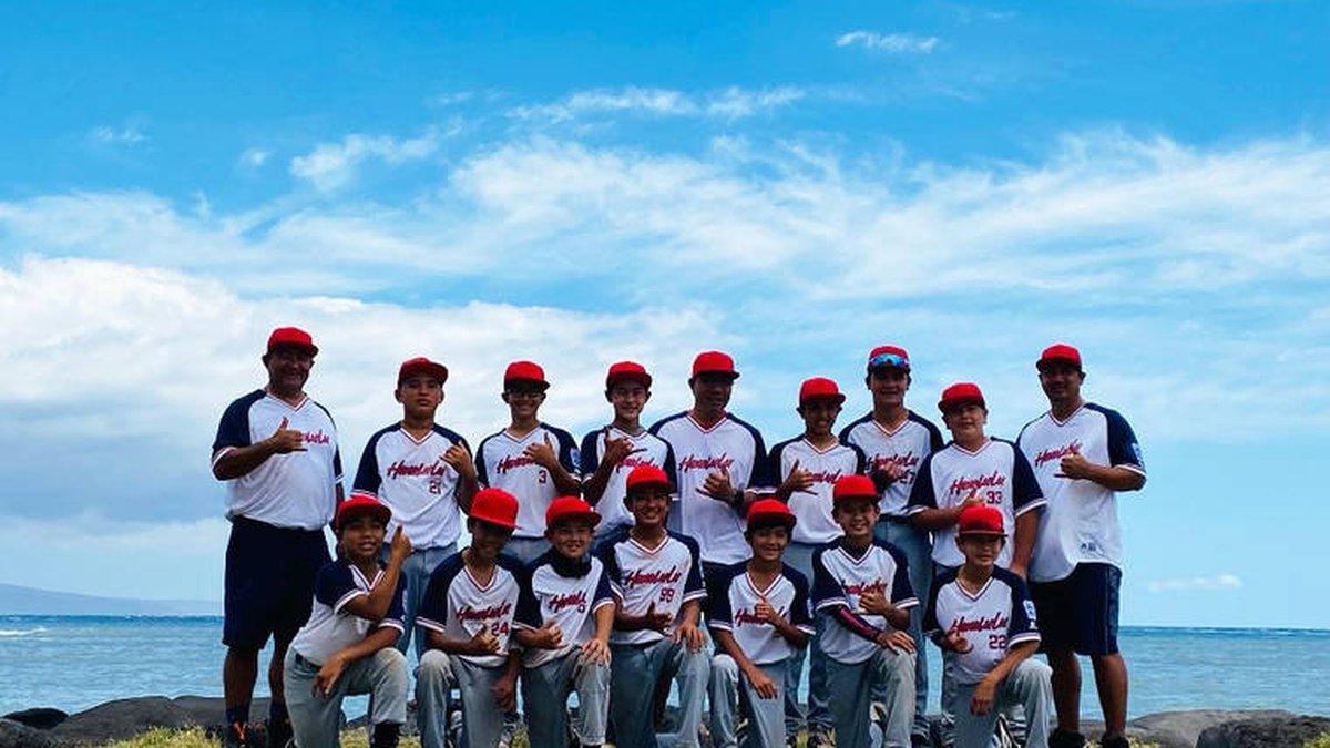 The Honolulu Little League baseball team wrapped up their Little League West regional run as...
