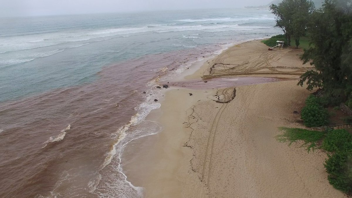 The state has concluded its investigation and found that the storm water runoff on the North...