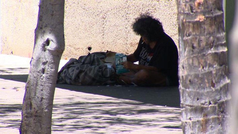 Chinatown homeless enforcement