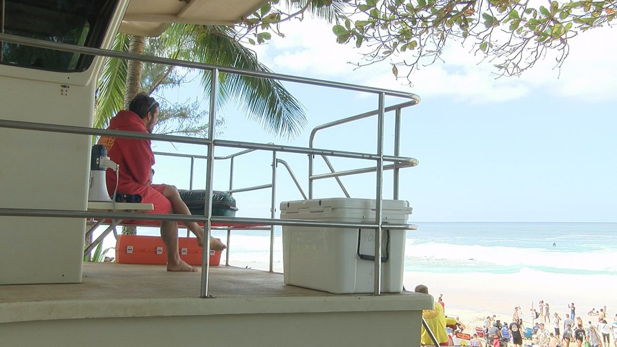 A City Council bill would expand hours for lifeguards from dawn to dusk (Image: Hawaii News...