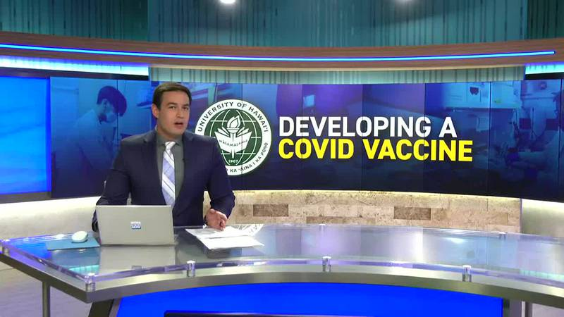 UH develops COVID vaccine that could prove important in under-developed countries
