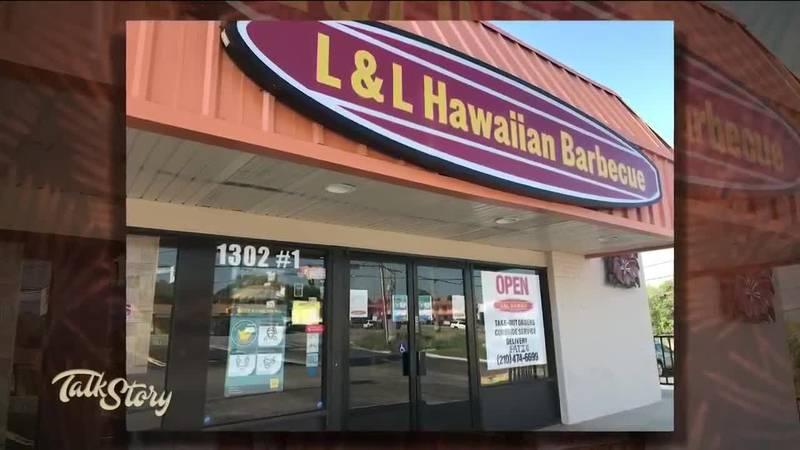 L&L Hawaiian Barbecue San Antonio