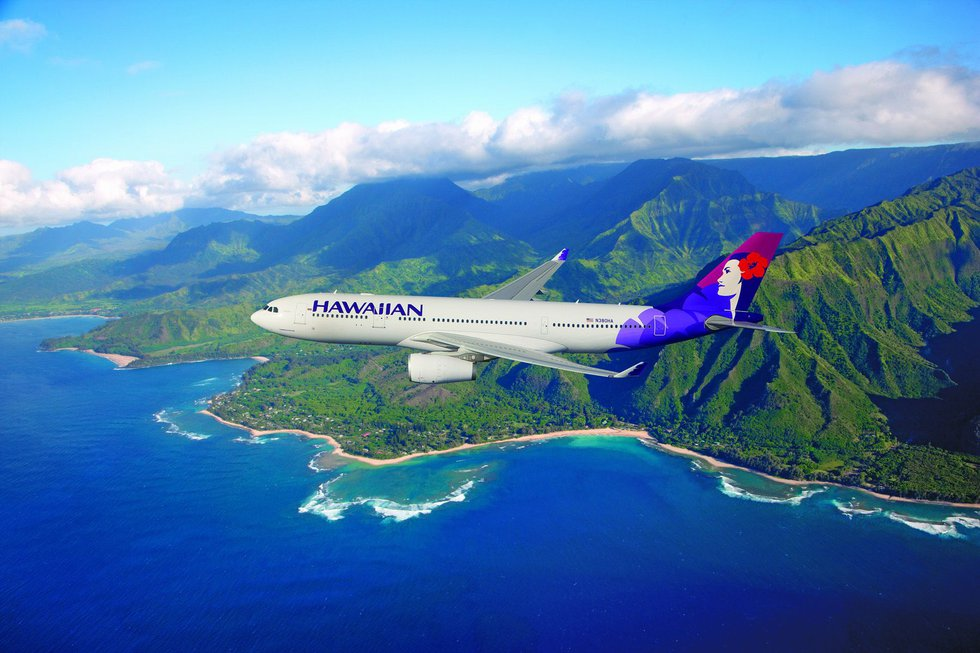 Hawaiian Airlines File Photo