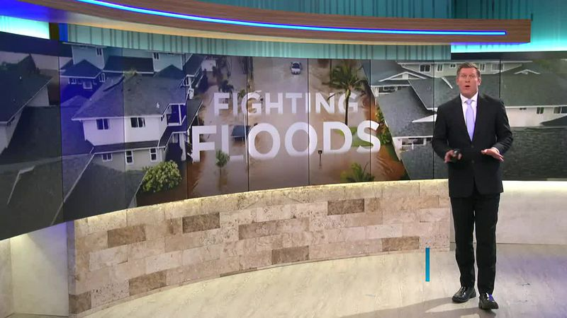 Oahu communities may see flood control projects soon -- including one decades in the making in...