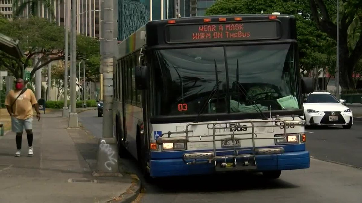 TheBus stepping up measures to help riders maintain social distancing