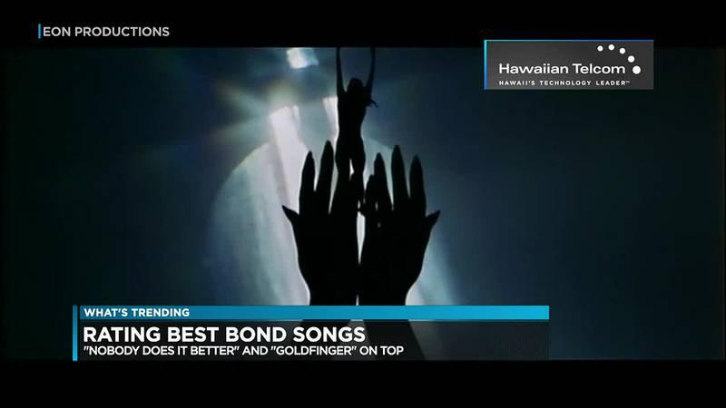 Bond songs