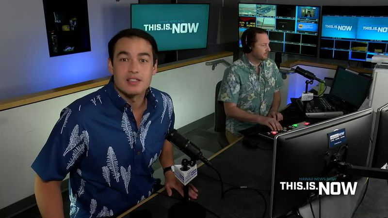 """Watch """"This is Now"""" live from the HNN Digital Center weekdays on KHNL or across Hawaii News..."""
