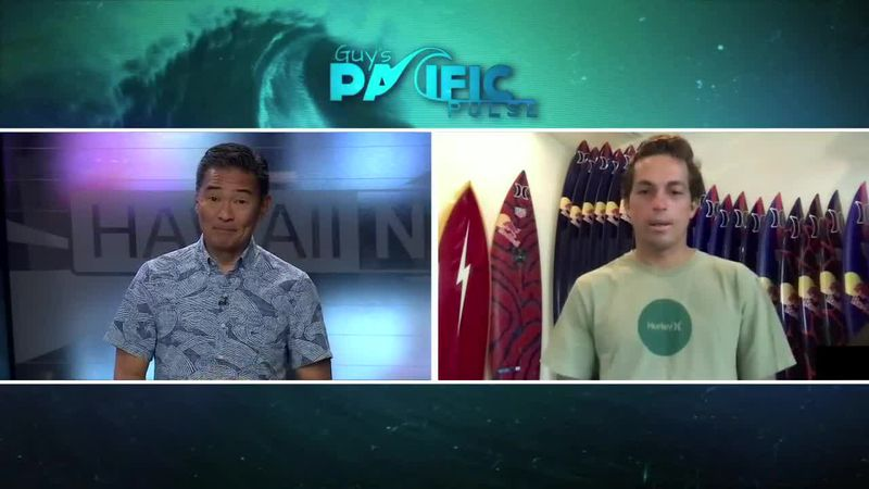 Pacific Pulse: Kai Lenny's new docuseries 'Life of Kai'