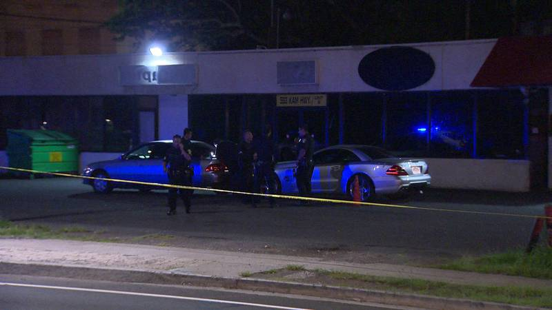 Honolulu police are investigating a shooting outside a Pearl City nightclub (Image: Hawaii News...