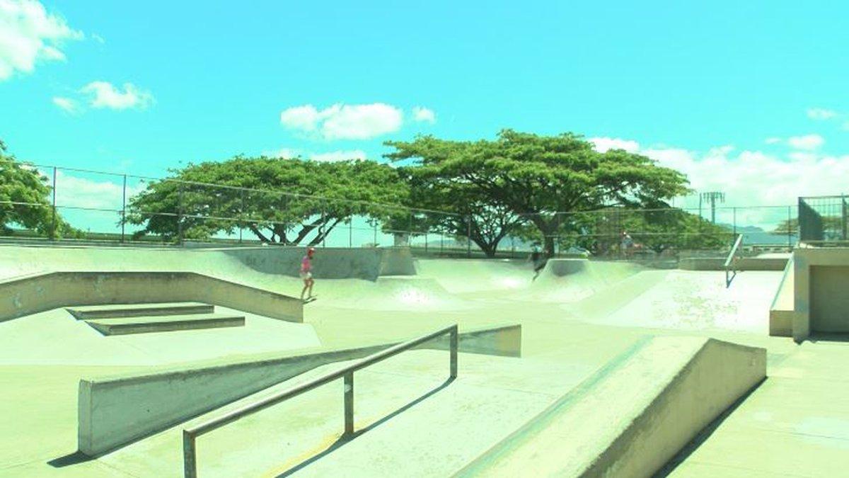 Manana Park in Pearl City.