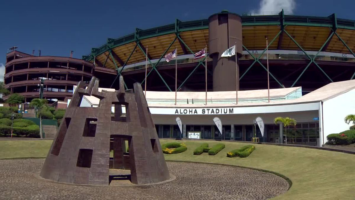 Replace Aloha Stadium? The governor is now lukewarm on the idea
