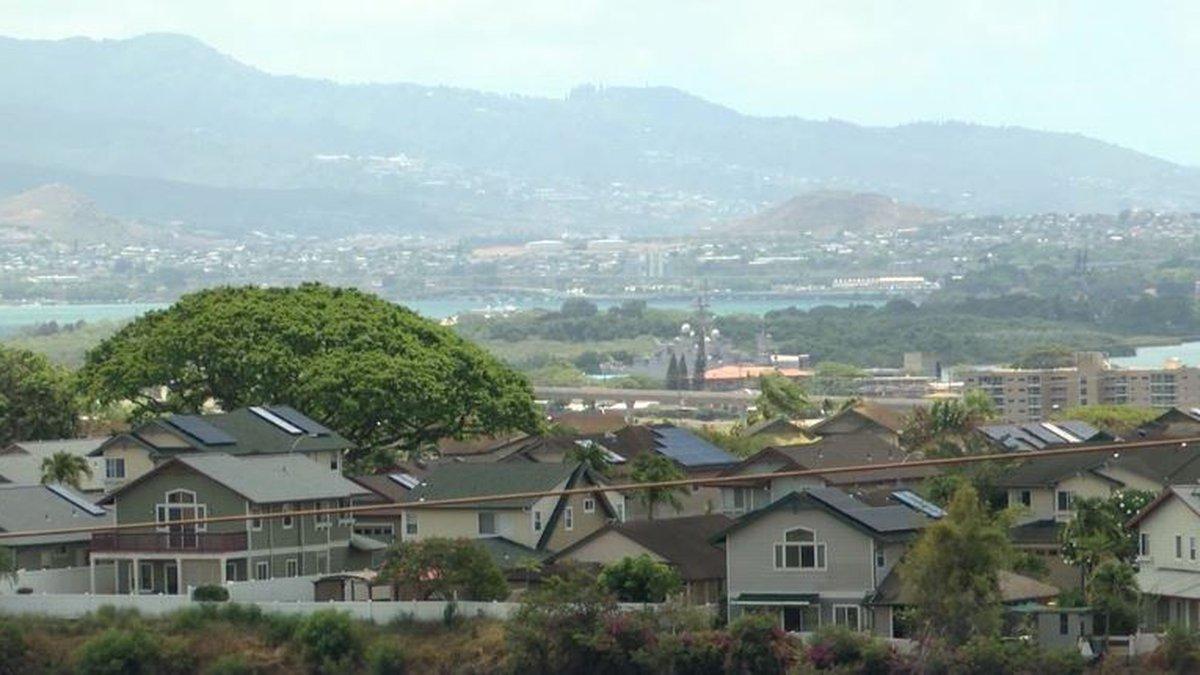 Hawaii housing market remains hot as prices continue their upward climb.
