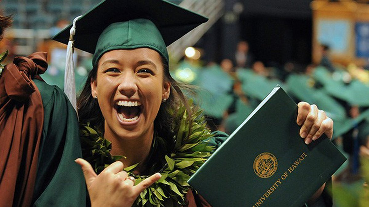 4-year graduation rates are at an all-time high for UH.