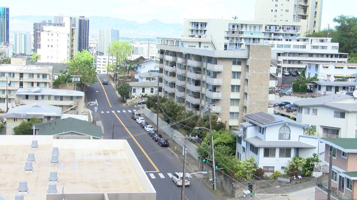 Hawaii housing market: Makiki, Oahu.